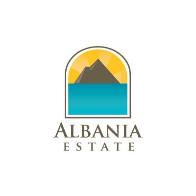 albania estate logo